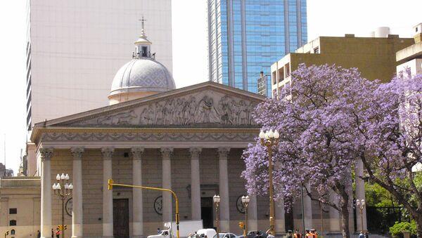 Catedral de Buenos Aires - Sputnik Mundo