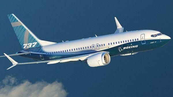 Un Boeing 737 Max - Sputnik Mundo