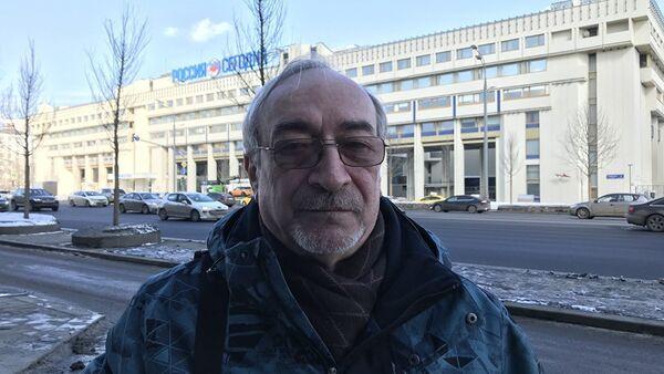 Leonid Rink, uno de los desarrolladores de armas químicas A-234 (Novichok) - Sputnik Mundo