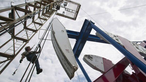 Extracción de petróleo en EEUU - Sputnik Mundo