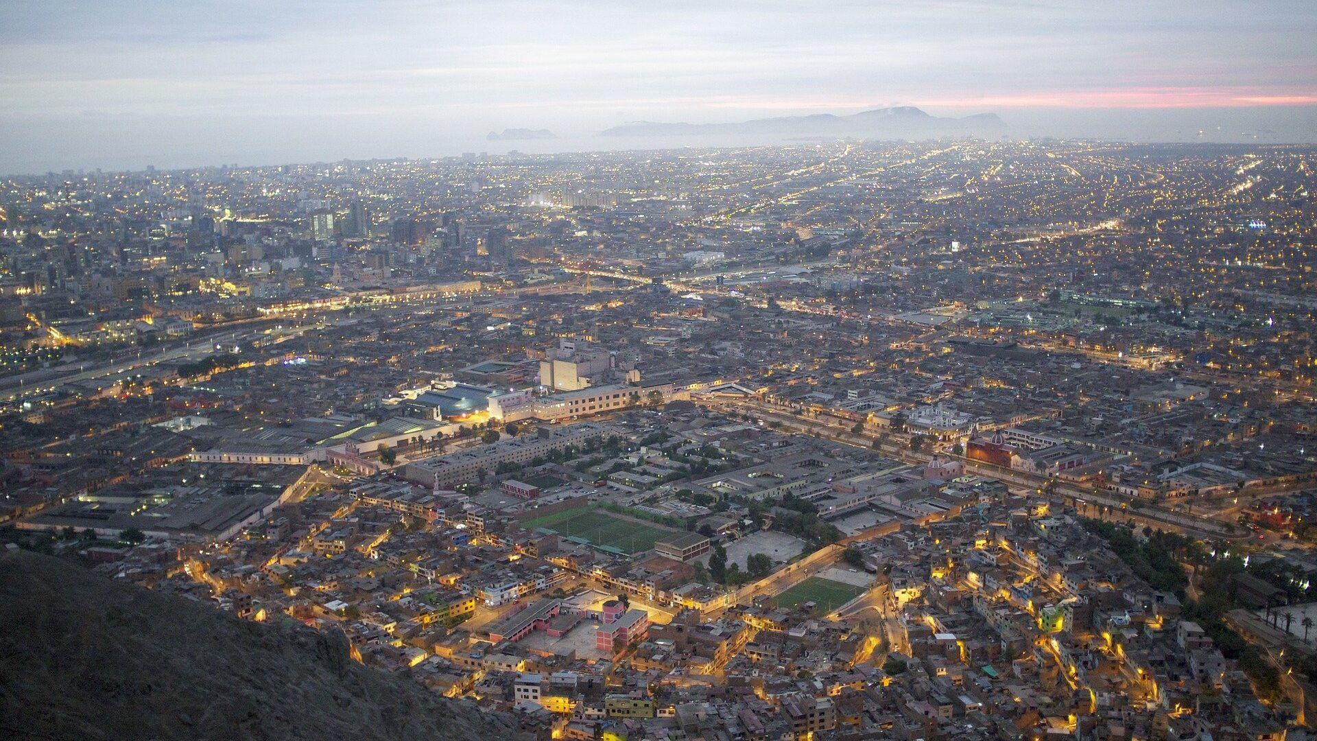 Lima, la capital de Perú - Sputnik Mundo, 1920, 01.03.2021