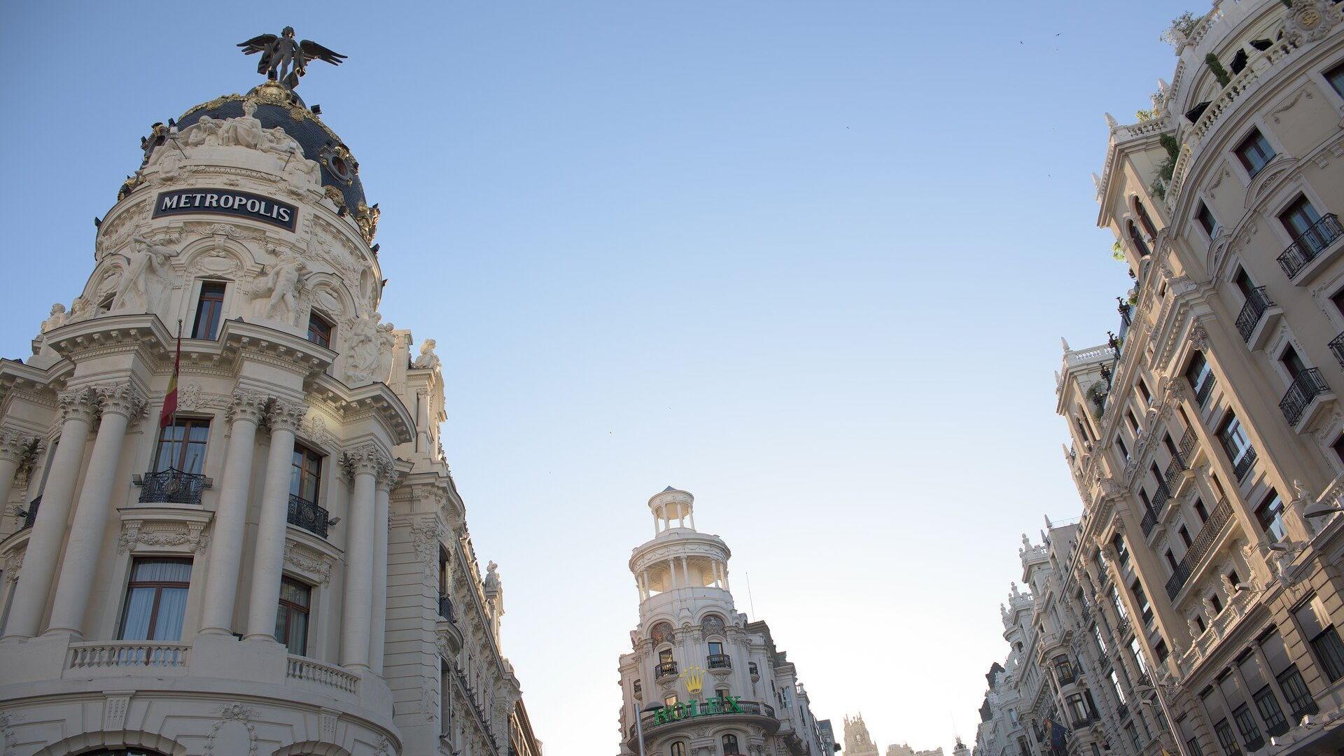 Madrid, capital de España (imagen referencial) - Sputnik Mundo, 1920, 11.03.2021