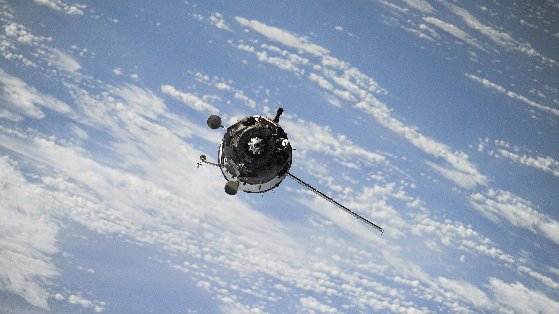 Un satélite (imagen referencial) - Sputnik Mundo, 1920, 04.12.2019