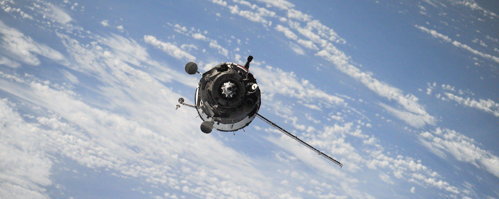 Un satélite (imagen referencial) - Sputnik Mundo, 1920, 05.04.2021