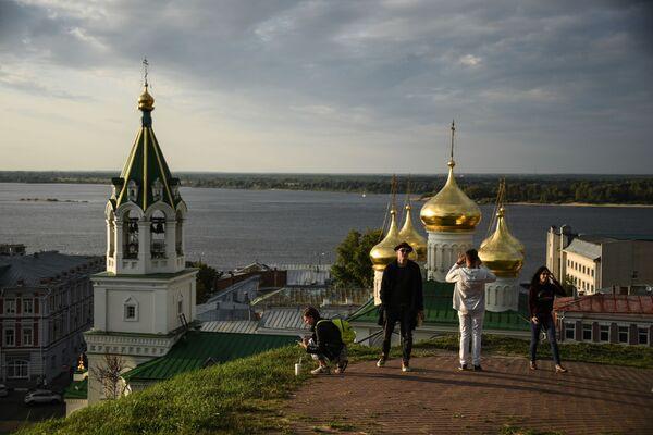 Los viajeros te recomiendan: las mejores ciudades de Rusia - Sputnik Mundo