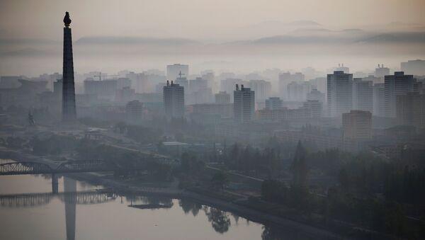 Pyongyang, la capital de Corea del Norte - Sputnik Mundo