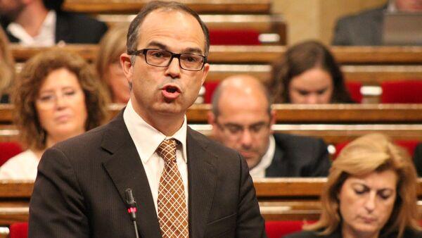 Jordi Turull, nuevo candidato la Presidencia de Cataluña - Sputnik Mundo