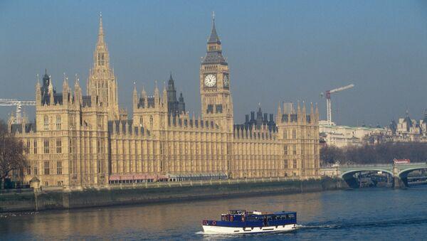 Londres, la capital del Reino Unido - Sputnik Mundo
