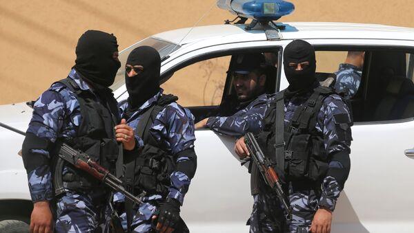 La policía de Hamás detiene al principal sospechoso del atentado que la semana pasada sufrió el primer ministro palestino - Sputnik Mundo
