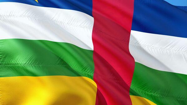 Bandera de la República Centroafricana - Sputnik Mundo