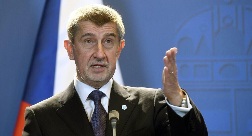 Andrej Babis, primer ministro de Chequia
