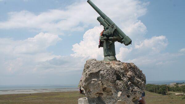 El cañón antiaéreo ruso calibre 76mms - Sputnik Mundo