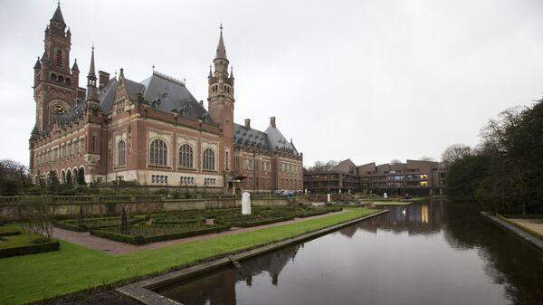Corte Internacional de Justicia en la Haya, Países Bajos (archivo) - Sputnik Mundo