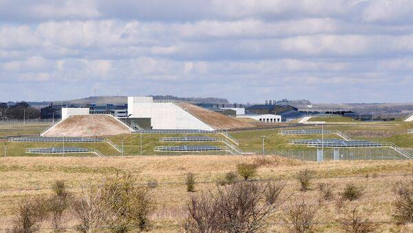 El centro científico de Porton Down, ubicado a ocho kilómetros de Salisbury, el Reino Unido - Sputnik Mundo