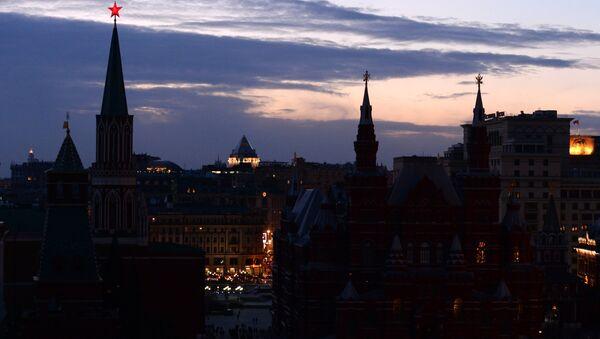 La Hora del Planeta en Moscú, foto de archivo - Sputnik Mundo