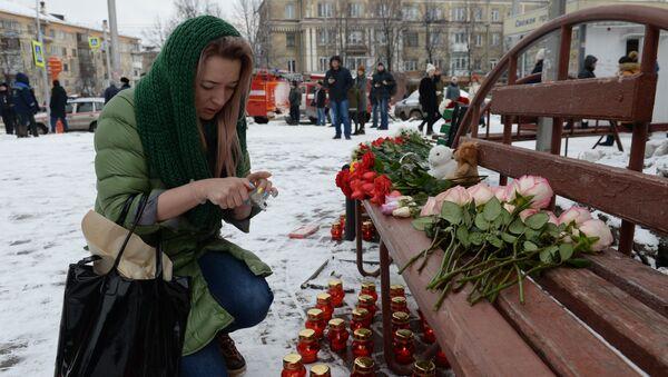 El día de la tragedia que Kémerovo nunca olvidará - Sputnik Mundo