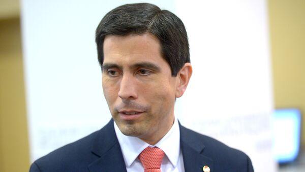 Federico González, canciller de Paraguay (archivo) - Sputnik Mundo
