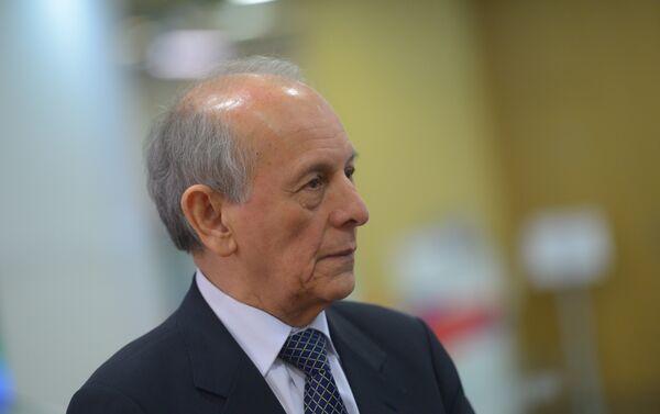 Embajador Ramón Díaz Pereira - Sputnik Mundo