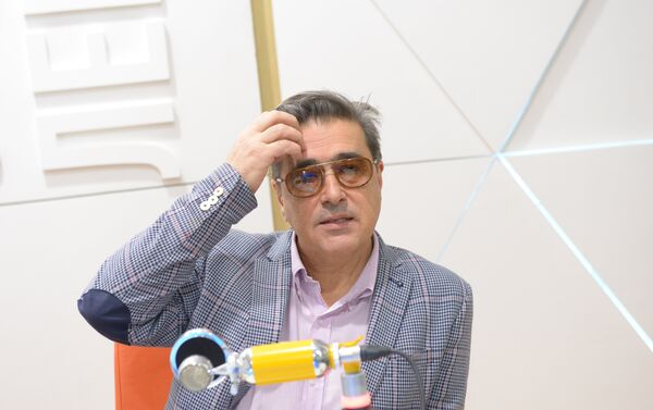 Miguel Bas - Sputnik Mundo