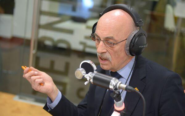 Víctor Sújov - Sputnik Mundo