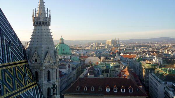 Viena, la capital de Austria - Sputnik Mundo