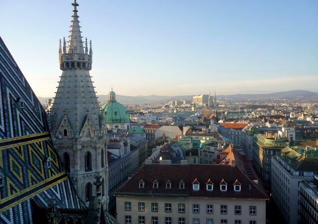 Viena, la capital de Austria