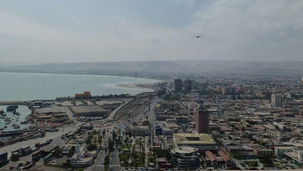 Arica, Chile - Sputnik Mundo