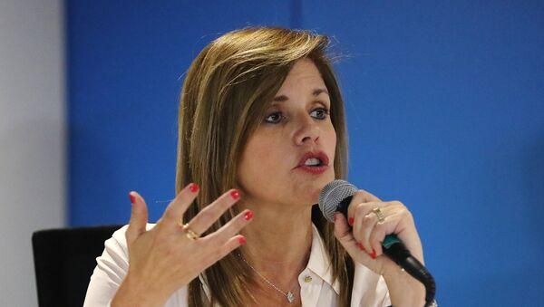 Mercedes Aráoz, primera ministra de Perú - Sputnik Mundo