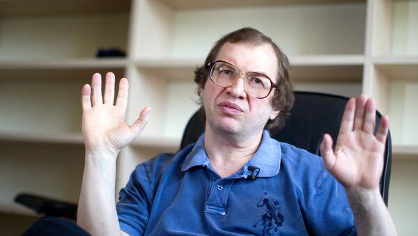 Serguéi Mavrodi, foto de archivo - Sputnik Mundo