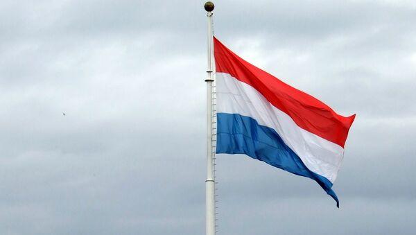 La bandera de Luxemburgo - Sputnik Mundo