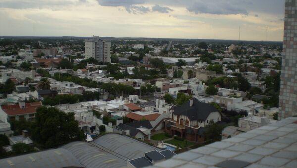 Santa Rosa, la capital de La Pampa, la provincia de Argentina - Sputnik Mundo