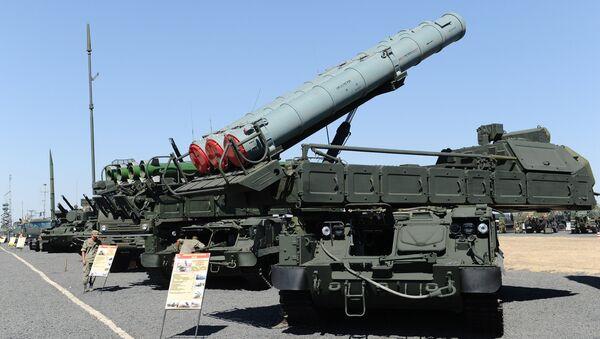 Sistema de misiles antiaéreos Buk-M3 - Sputnik Mundo