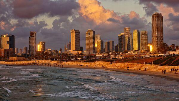 Tel Aviv, la capital de Israel - Sputnik Mundo