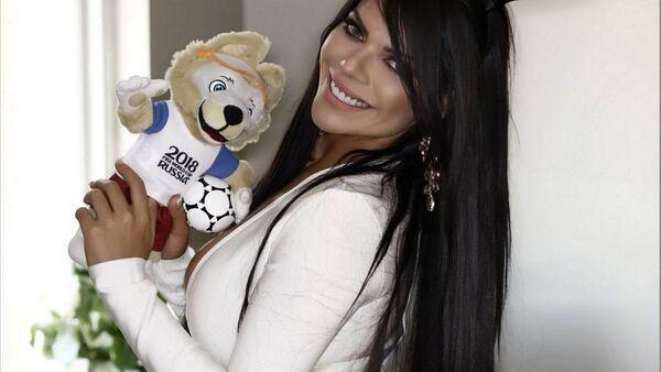 Suzy Cortez, miss BumBum 2015 - Sputnik Mundo