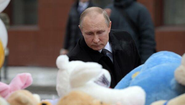 La tragedia en Rusia, avalanchas y tormentas de arena: estas son las imágenes más emocionantes de la semana - Sputnik Mundo