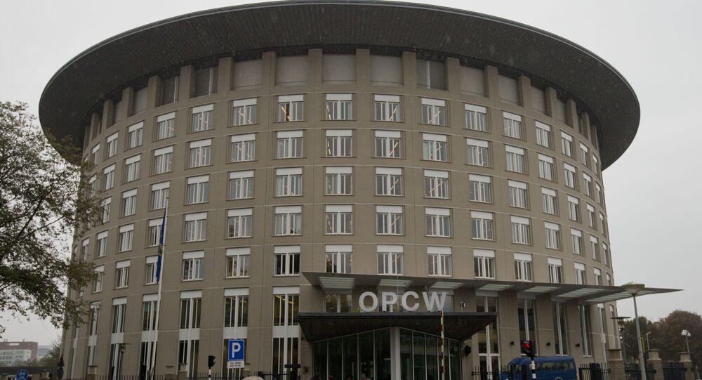 Sede de la OPAQ (archivo)