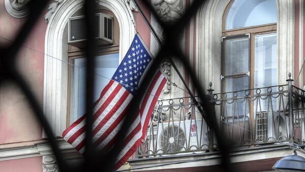 Consulado de EEUU en San Petesburgo - Sputnik Mundo