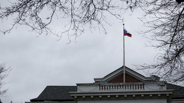 El Consulado General de Rusia en la ciudad estadounidense de Seattle - Sputnik Mundo