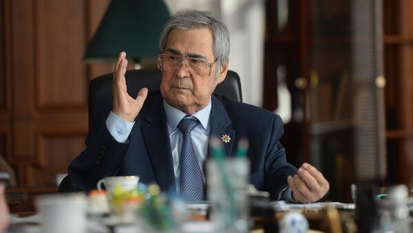 Amán Tuléev, gobernador de Kémerovo - Sputnik Mundo