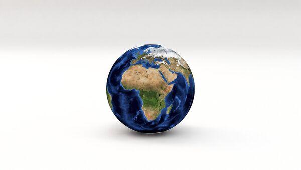 Continente africano, imagen satelital - Sputnik Mundo