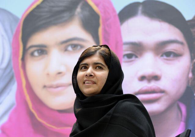 Malala Yousafzai, activista paquistaní (Archivo)
