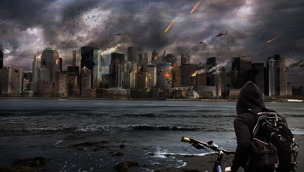 Una guerra (imagen ilustrativa) - Sputnik Mundo