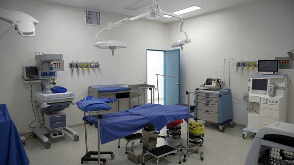 Hospital (imagen referencial) - Sputnik Mundo