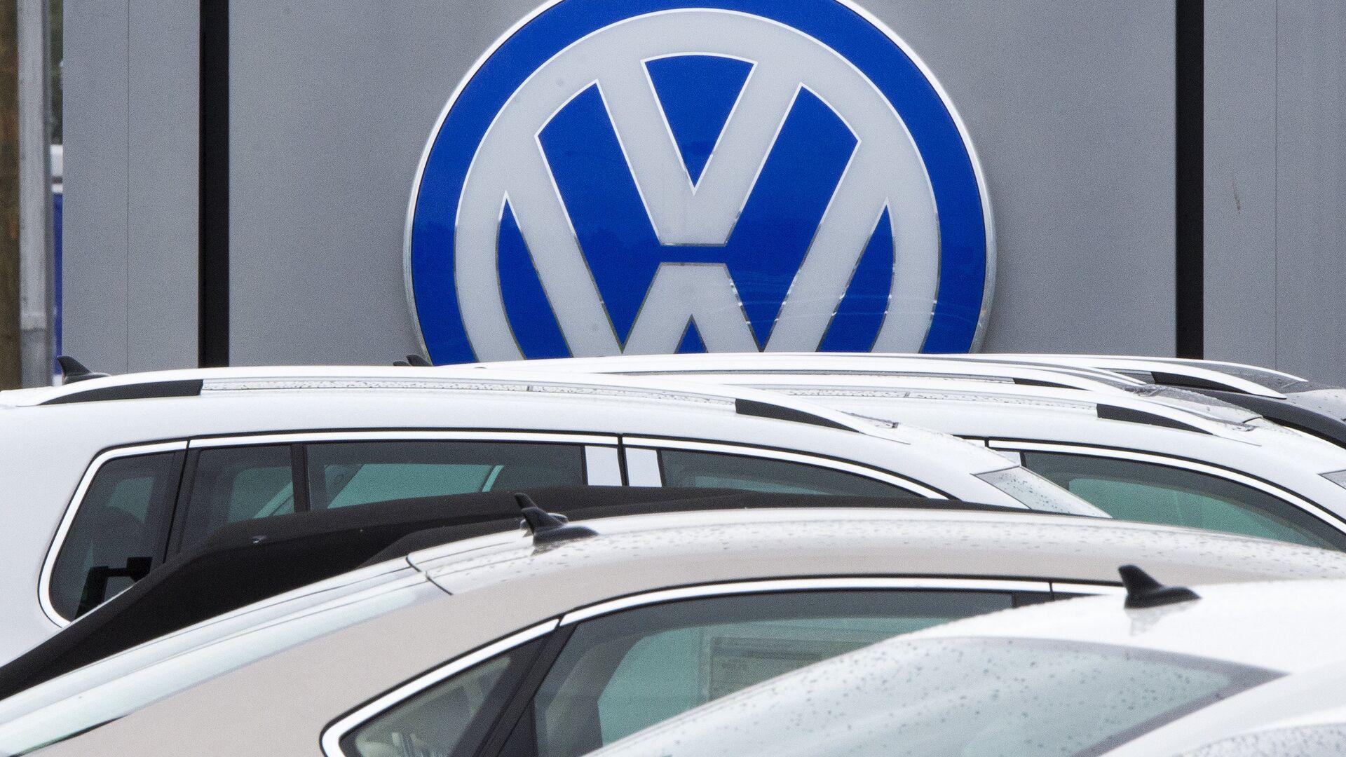 Los autos Volkswagen (archivo) - Sputnik Mundo, 1920, 19.03.2021