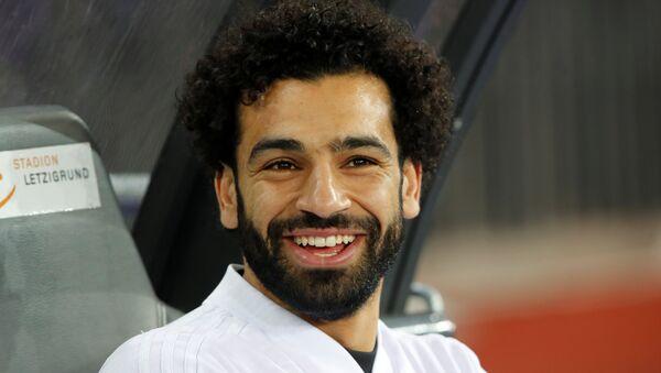 Mohamed Salah, futbolista egipcio - Sputnik Mundo