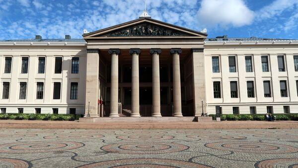 Universidad de Oslo - Sputnik Mundo