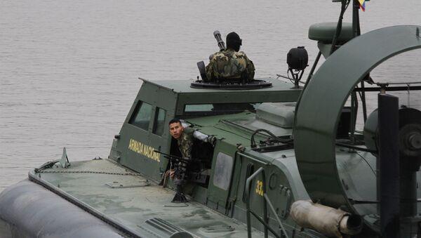 La Armada de Colombia  - Sputnik Mundo