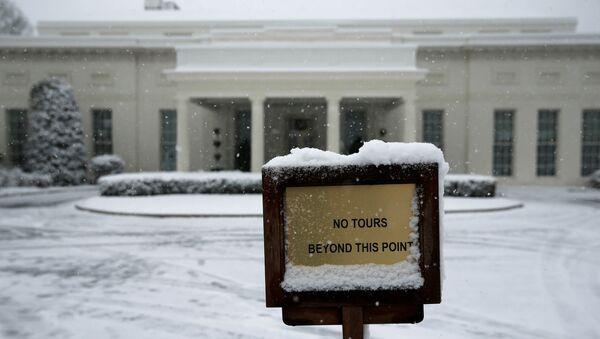 El ala oeste de la Casa Blanca - Sputnik Mundo