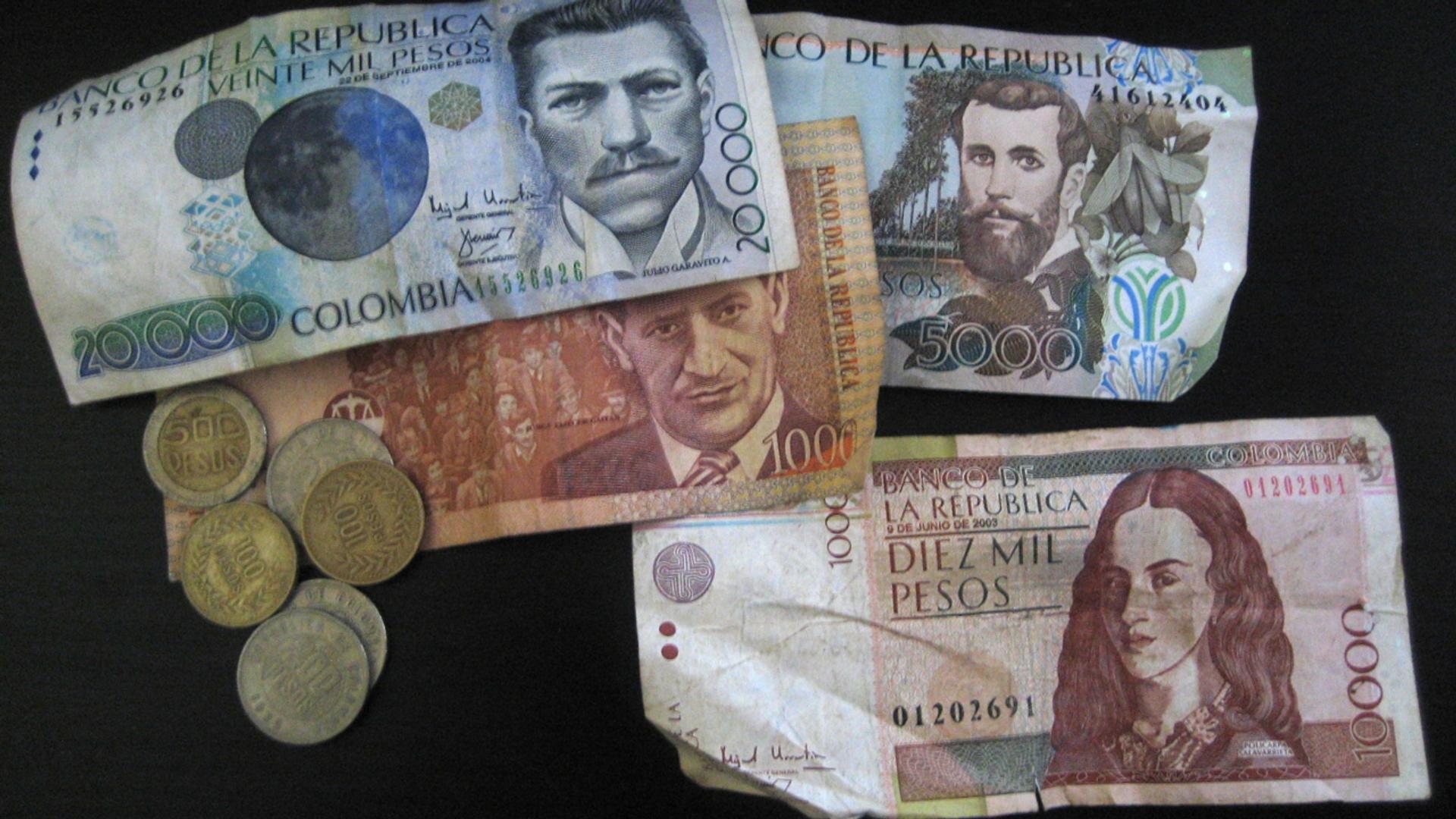 Pesos colombianos - Sputnik Mundo, 1920, 25.07.2021