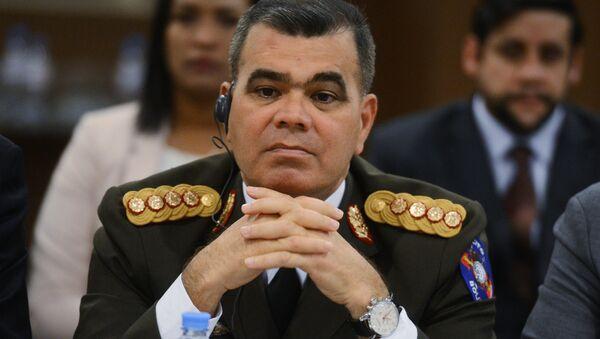 Vladimir Padrino López, ministro de Defensa de Venezuela - Sputnik Mundo